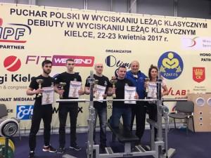 Kielce raw 2017